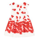 Petal Print Dress, ${color}