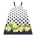 Lemon Dot Dress, ${color}