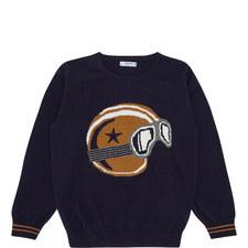 Helmet Sweatshirt