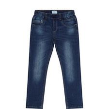 Elasticated Waist Jeans