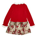 Knitted Floral Dress, ${color}