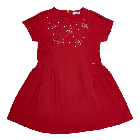 Sparkle Bow Dress, ${color}