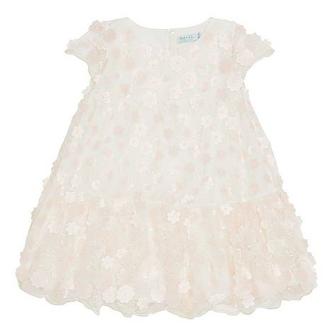 Flower Tulle Dress, ${color}