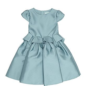 Fantasy Jacquard Dress