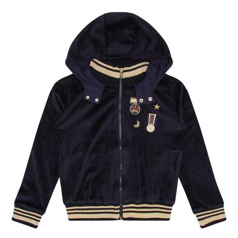 Velour Jacket, ${color}