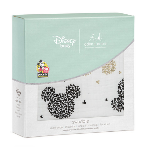 Mickey Mouse Swaddle, ${color}