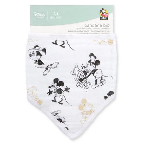 Mickey Mouse Bandana Bib, ${color}