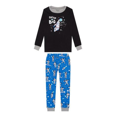 'Dream Big' Space Print Pyjamas, ${color}