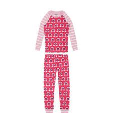Rainbow Print Pyjamas