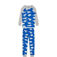 Dinosaur Print Pyjamas