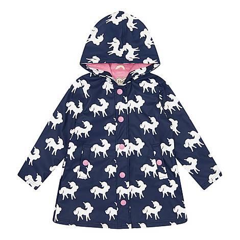 Unicorn Splash Raincoat, ${color}