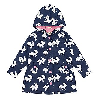 Unicorn Splash Raincoat