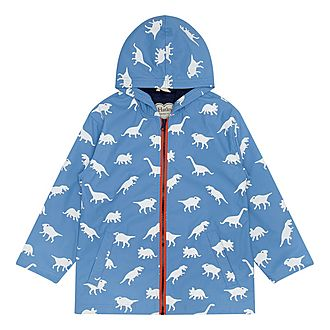 Dino Splash Raincoat