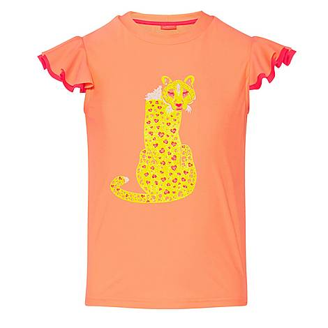 Leopard Print Rash Top, ${color}