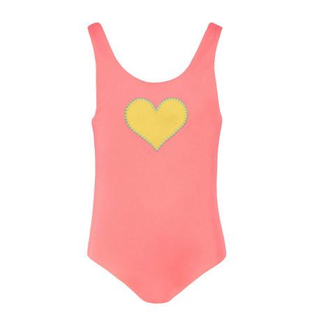 Reversible Heart Swimsuit, ${color}
