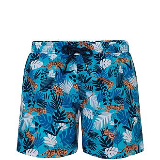 Jungle Tiger Swim Shorts