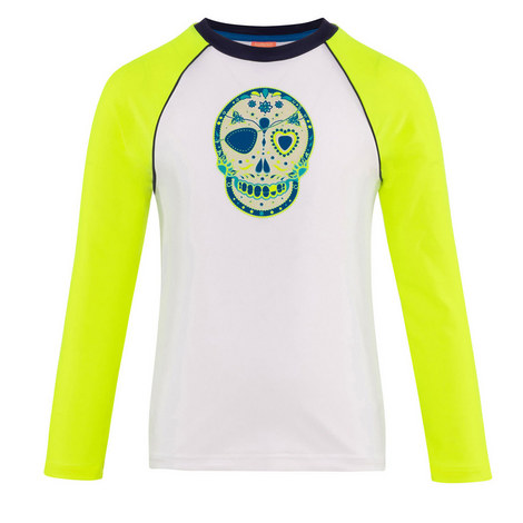 Skull Rash Guard, ${color}