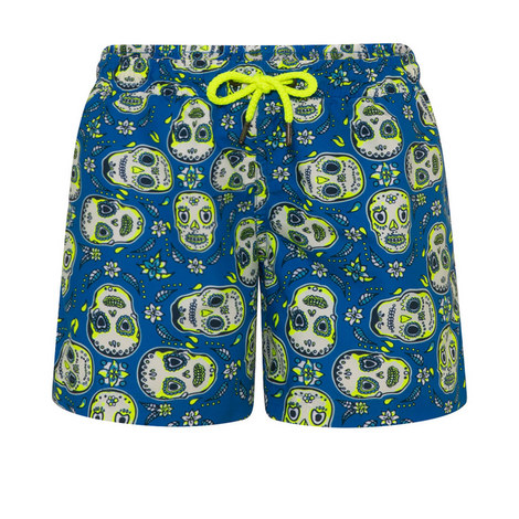 Skull Swim Shorts, ${color}