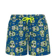 Skull Swim Shorts