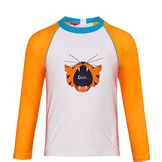 Tiger Rash Guard Baby