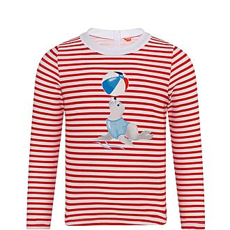 Sailor Seal Rash Guard Baby