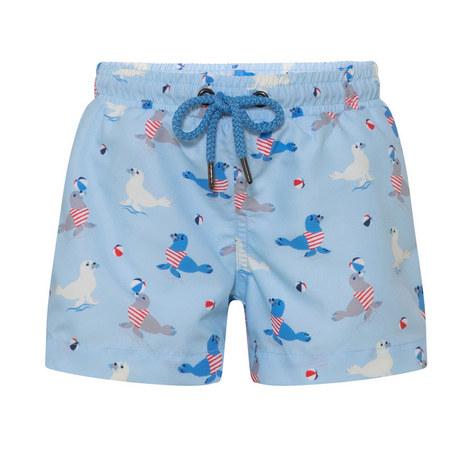 Sailor Seal Swim Shorts Baby, ${color}
