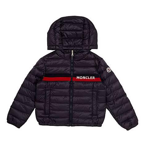 Stripe Logo Jacket, ${color}