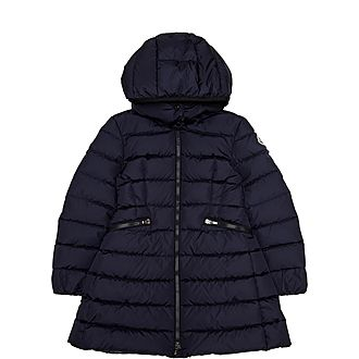 Charpal Quilted Puffer Jacket