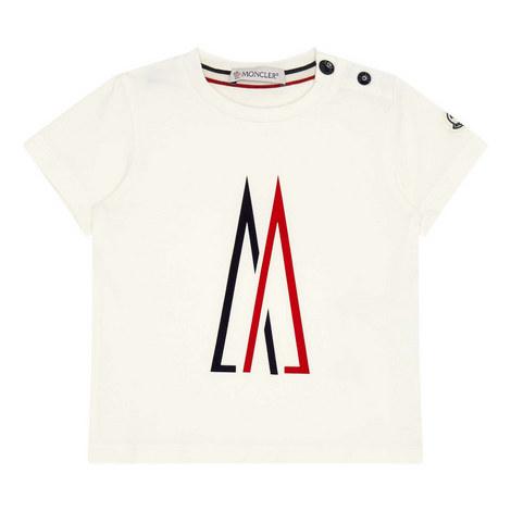 'M' Logo T-Shirt, ${color}