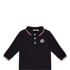 Long-Sleeve Polo T-Shirt