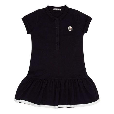 Polo T-Shirt Dress, ${color}