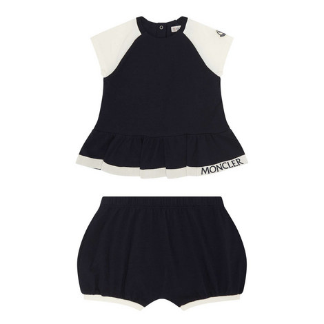 Two-Tone Dress Set Baby, ${color}