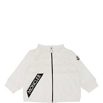 Sweat Logo Jacket