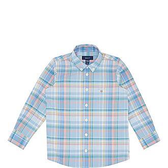 Preppy Madras Shirt