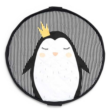 Soft Penguin Storage Bag, ${color}