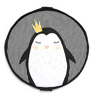 Soft Penguin Storage Bag