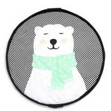 Soft Polar Bear Storage Bag