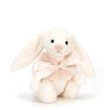 Bashful Snow Bunny