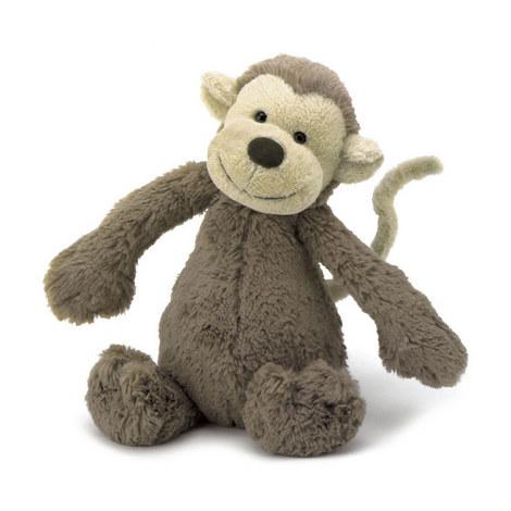 Bashful Monkey Small, ${color}