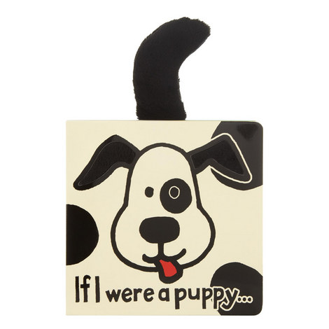 'If I Were A Puppy' Textured Book, ${color}