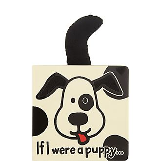 'If I Were A Puppy' Textured Book