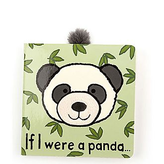 'If I Were A Panda' Book