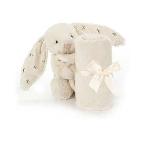 Bashful Silver Bunny Soother, ${color}