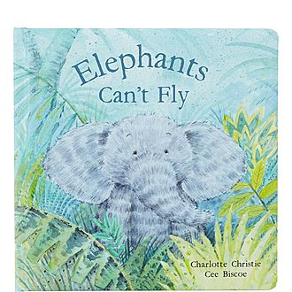 'Elephants Can't Fly' Book
