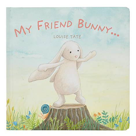 My Friend Bunny Book, ${color}