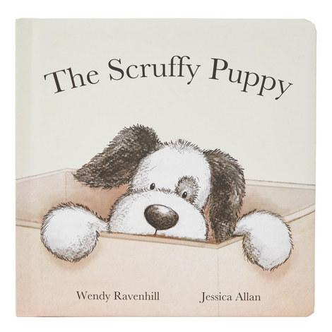 Scruffy Puppy Book, ${color}