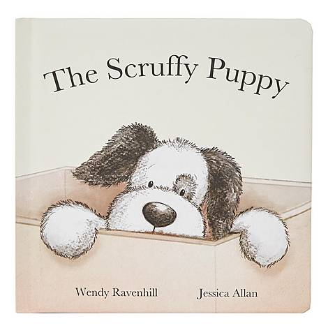 Scruffy Puppy Book , ${color}
