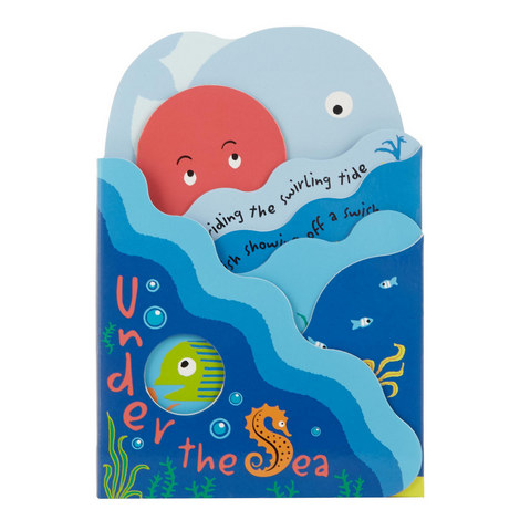 Under The Sea Book, ${color}