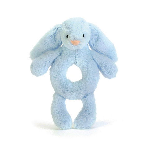 Bashful Bunny Grabber Toy, ${color}
