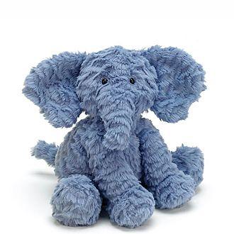 Fuddle Wuddle Elephant 23cm